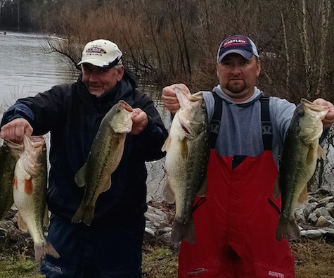 Buggs Island Lake Report April 2015 by Jason Houchins | The Bass Cast