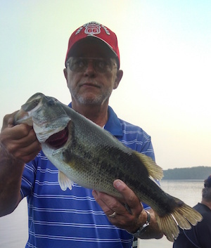 Captain dale wilson the bass cast part 2 for Smith mountain lake fishing report