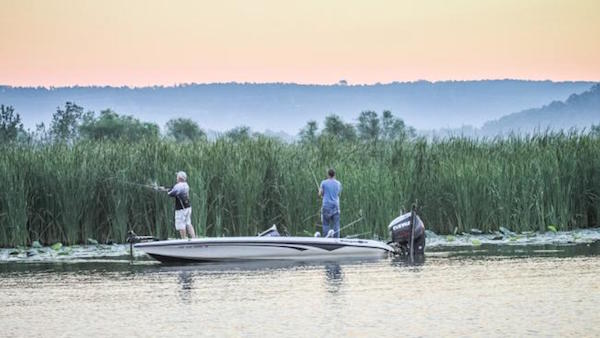 Lake dardanelle set to host costa flw series central for Lake dardanelle fishing report