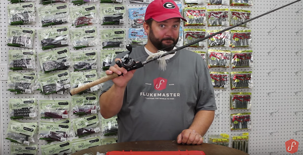 What Lures To Match With A Medium Fishing Rod Bass