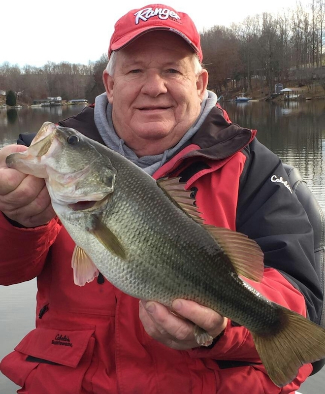 Smith mountain lake fishing report february 2017 by for Smith mountain lake fishing report