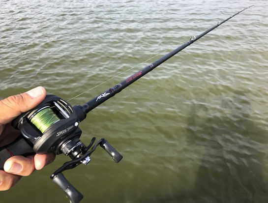 Ark Rods Invoker Series Casting Rod Review By Jason Sealock April 12