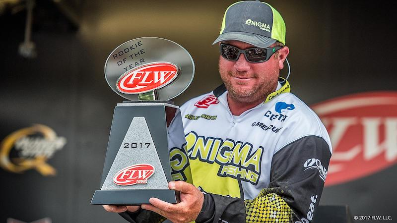 DORTCH WINS FLW TOUR ROOKIE OF THE YEAR TITLE | The Bass Cast