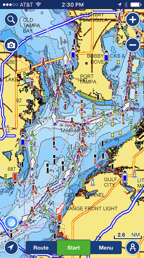 Navionics cartography enhances mobile apps the bass cast for Navionics fishing app