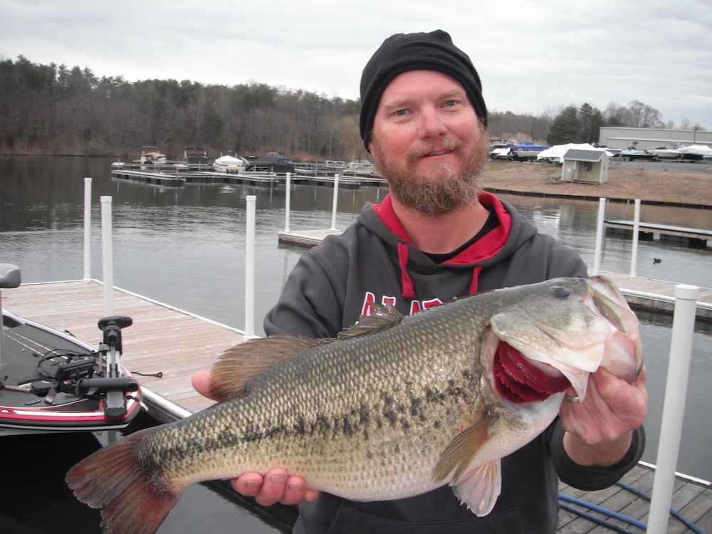Lake anna april 2018 lake report by chris craft the bass for Lake anna fishing report