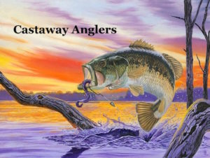 Castaway Anglers 2019 Schedule - Please Check Schedule for Times