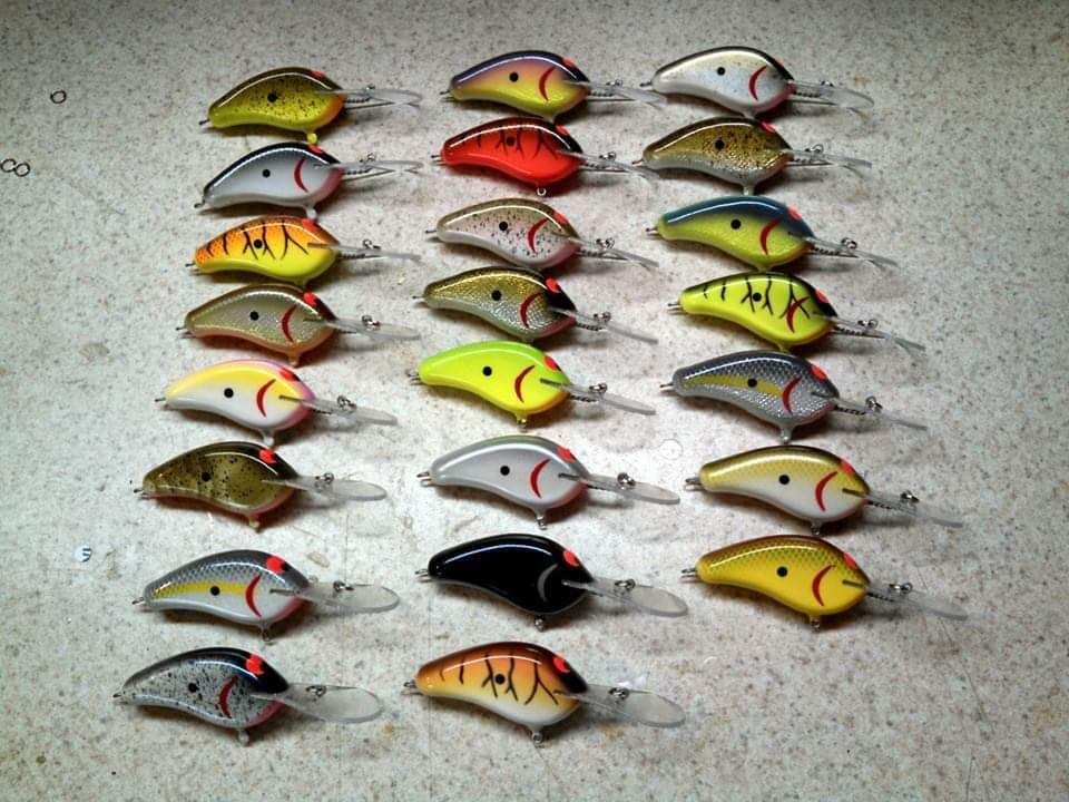 Old Style is New AgainThe Jaw Jacker Balsa Crankbaitby Bruce