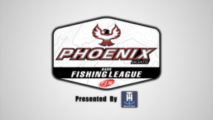 Phoenix Bass League Piedmont Division 2020 Schedule