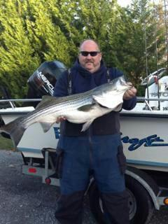 Smith mountain lake fishing report february 2014 by for Smith mountain lake fishing report
