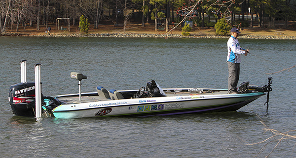 Fish back tournament coming to clark hill june 7 by jason for Clarks hill lake fishing report