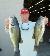 Smith mountain lake fishing report october 2012 for Smith mountain lake fishing report