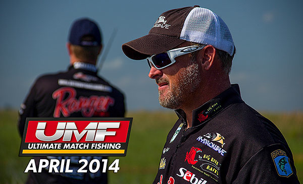 Ultimate match fishing is back for 2014 by jason sealock for Ultimate match fishing